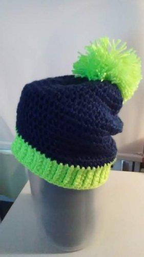SEAHAWKS - Slouchy Hat