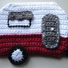 Potholder - Vintage Trailer