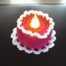 Tea Light Birthday Cakes