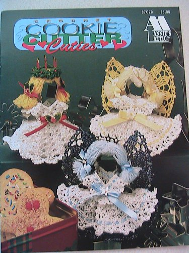 Crochet Cookie Cutter Cuties - Annie's Attic