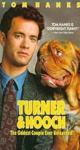 Turner & Hooch with Tom Hanks