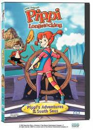 Pippi Longstocking on the South Seas