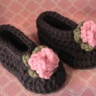 Newborn/Infant - Shoes - Hand Crocheted