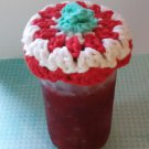 Jelly Jar Lid Cozy
