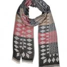Soft Tribal Print Scarf