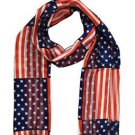 Independence Day Scarf