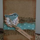 Happiness Handmade Card