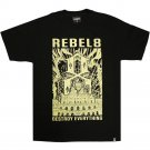 Rebel8 Capitol 8 Men's T-shirt Black