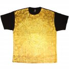 Crooks & Castles S/S T-Shirt Throne Black/Gold
