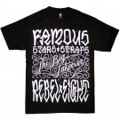 Famous Stars and Straps Rebel8 Taking Names T-shirt Black