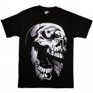 Famous Stars and Straps The Darkness T-shirt Black White