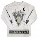Crooks & Castles Crooks Standard Long Sleeve T-shirt White