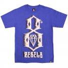 Rebel8 88 Mph T-shirt Royal