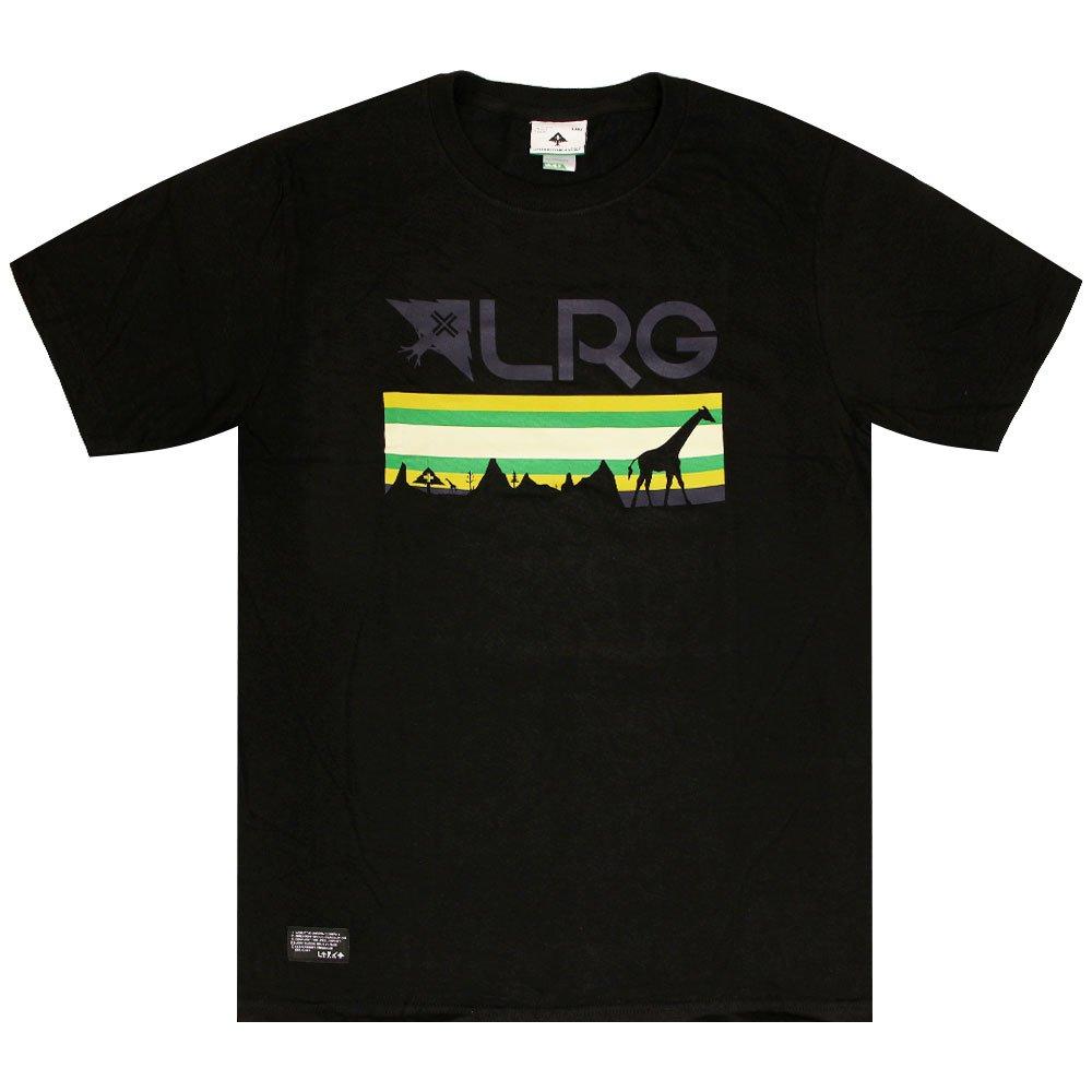 Lrg Astro T-shirt Black Yellow