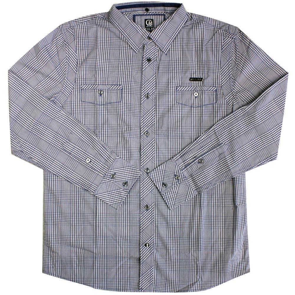 Cavi FCS L/S Shirt Crown Blue