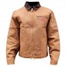 Dickies 758 Blanket Lined Duck Jacket Duck Brown