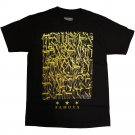 Famous Stars and Straps Defer T-shirt Black