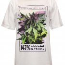 Lrg 147% All Natural T-shirt White