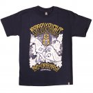 Rebel8 Hand Signs T-shirt Navy