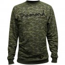 Diamond Supply Co Tonal Camo Sweatshirt Green