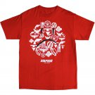 DTA Icon Moneyshot T-Shirt Red Black White
