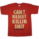 Crooks & Castles Resist Big Block T-Shirt True Red