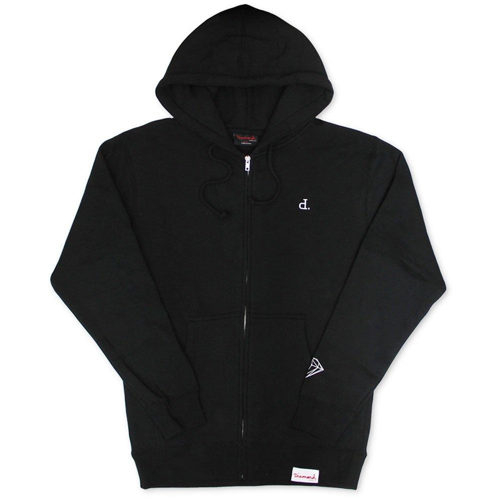 Diamond Supply Co Mini Un Polo Hoodie Black