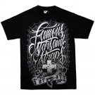 Famous Stars and Straps Widows Nest T-shirt Black