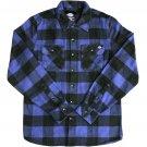 Dickies Sacramento L/S Shirt Blue