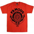 Twitch Famous Stars and Straps Js Thunder T-Shirt Red Black