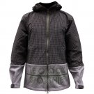Crooks & Castles Sporthief Knit Anorak Jacket Black Multi