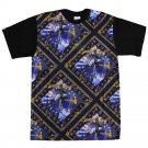 Crooks & Castles Mountaineer T-Shirt Blue