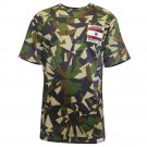 Diamond Supply Co My Country T-Shirt Camo