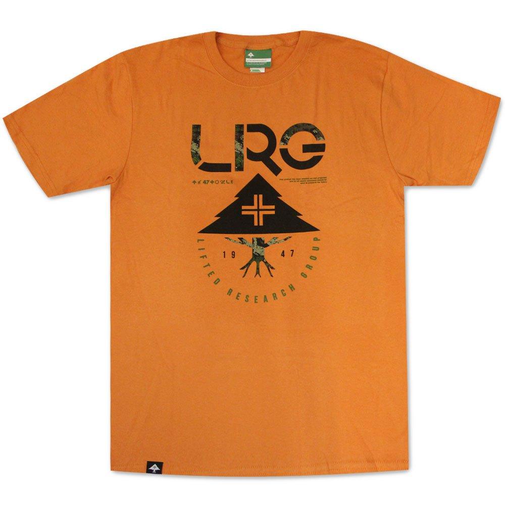 Lrg Tiger Tree T-shirt Rust