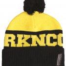 Dark n Cold Inner City Beanie Black Yellow