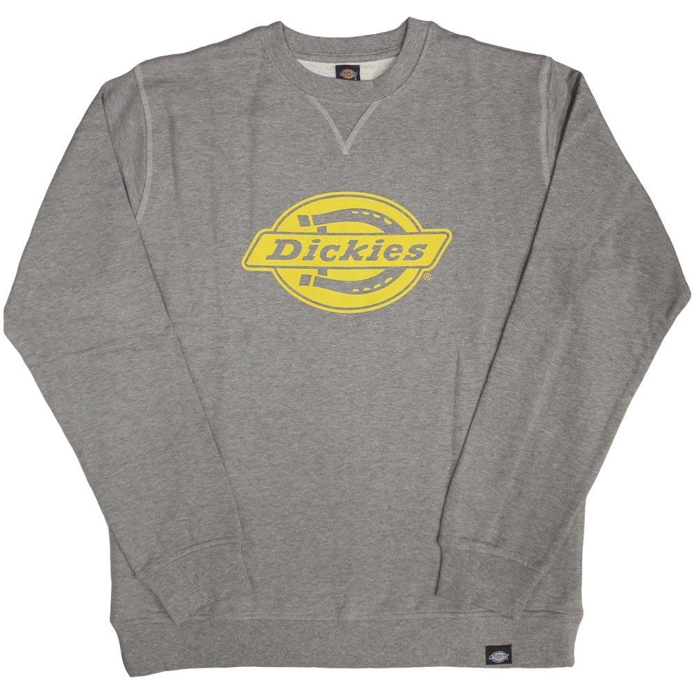 Dickies Chicago Sweatshirt Grey Yellow