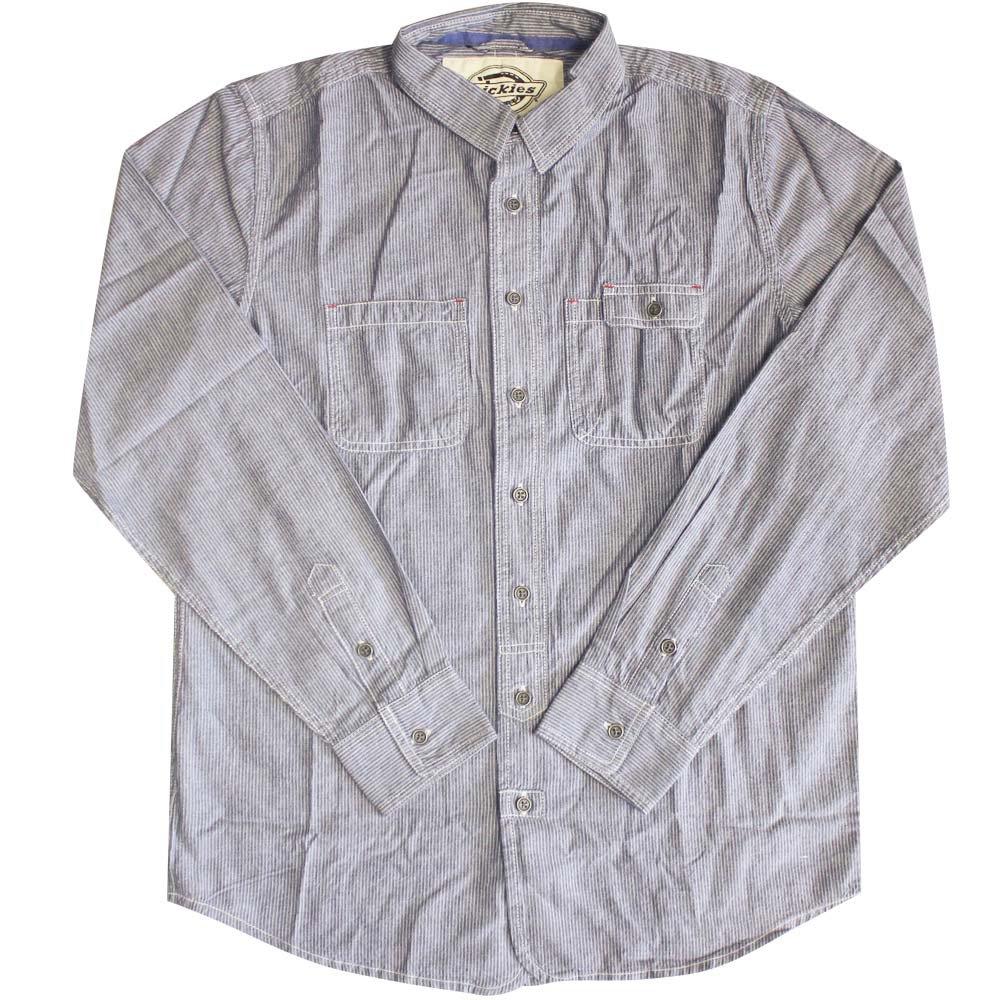 Dickies Wyoming Shirt Navy Blue