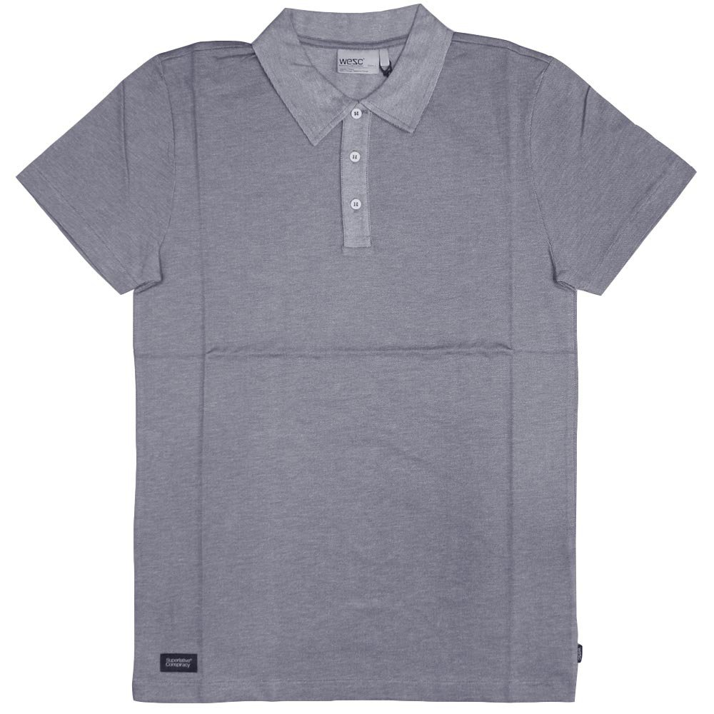 WeSC Diego Polo Shirt Bearing Sea