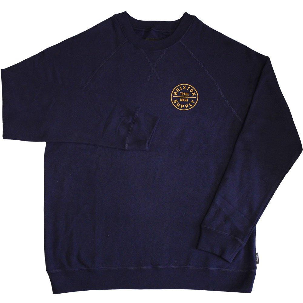 Brixton Oath Sweatshirt Navy