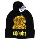 Crooks & Castles Savior Beanie Black