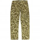 LRG Core Collection Cargo True Straight Pant in Khaki Panda Camo