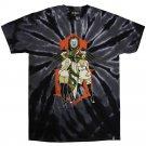 Rebel8 Feels Good T-shirt Tye Die Black