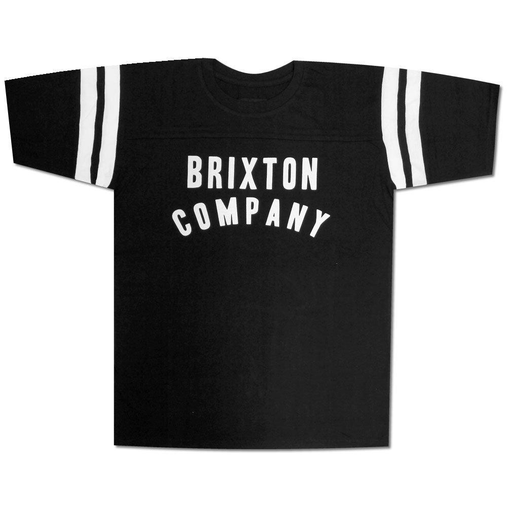 Brixton Barstow T-Shirt Black