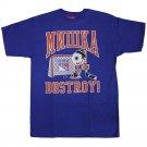 Mishka High Sticking T-shirt Royal