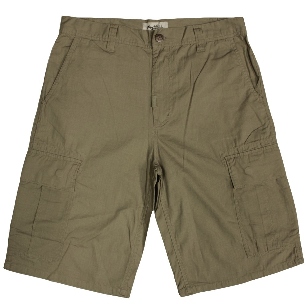 Lrg Core Collection Classic Cargo Shorts British Khaki