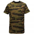 Famous Stars and Straps Alpine Pattern T-Shirt Camo