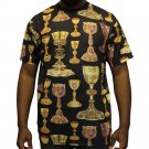 Crooks & Castles High Power T-Shirt Black Multi