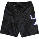 Lrg Icon Mens Boardshorts Dark Charcoal