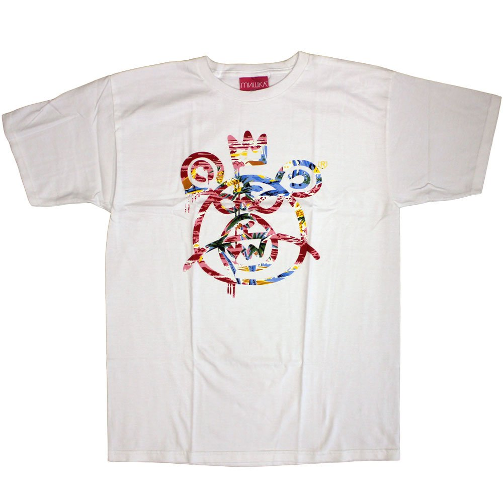 Mishka Sadistic Mop T-Shirt White