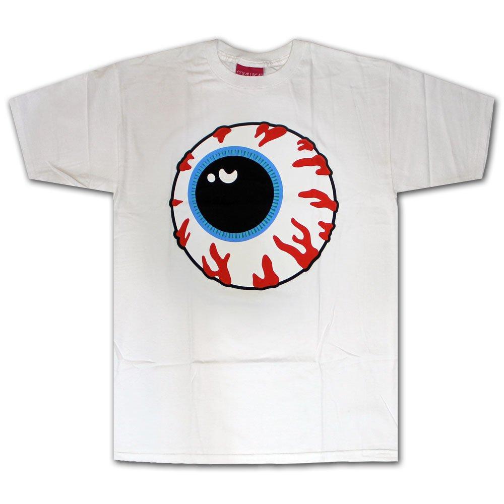 Mishka Dialated Keep Watch T-Shirt White